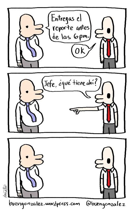 La pregunta innecesaria